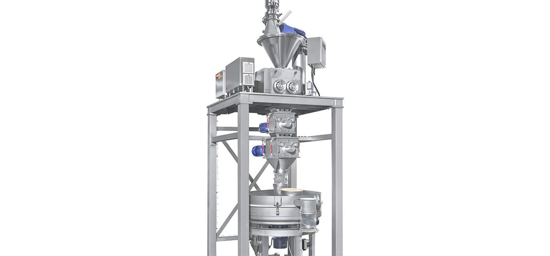 hosokawa-Alpine Pharmapaktor APC K-36000000