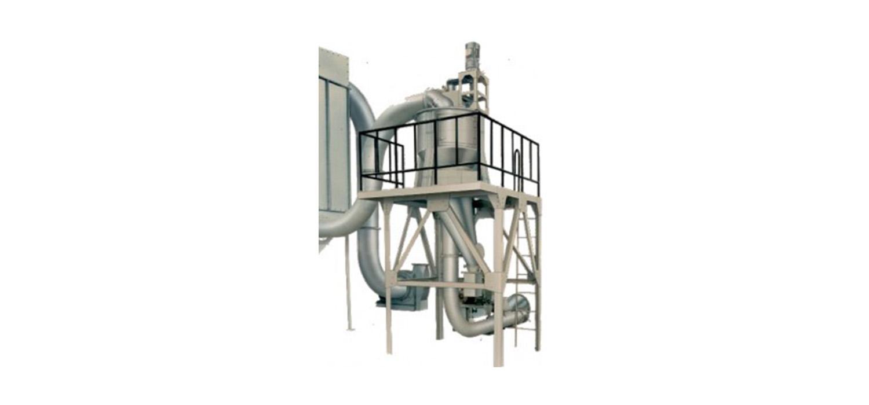 hosokawa-Micron Separator Air Classifier-39000000