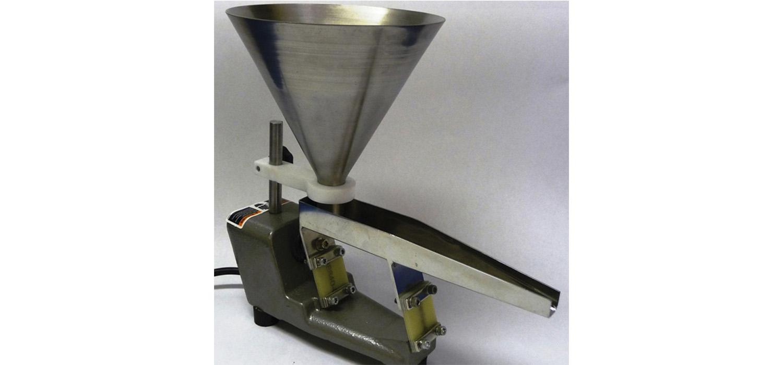 hosokawa-Mikro Vibratory Feeders-41000000