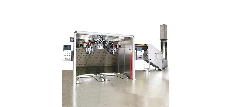 hosokawa-Stott Laminar Flow Booth-01000000