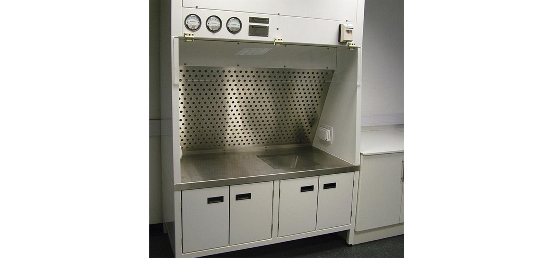 hosokawa-Stott Laminar Flow Booth-07000000
