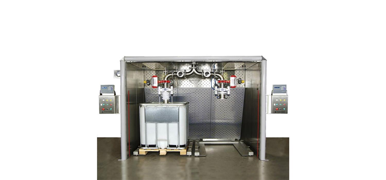 hosokawa-Stott Laminar Flow Booth-25000000