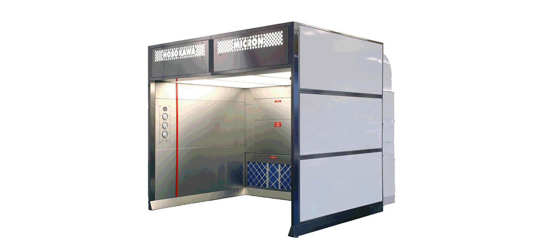 hosokawa-Vitalair Downflow Booths-47000000